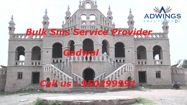 Bulk SMS Gadwal Telangana