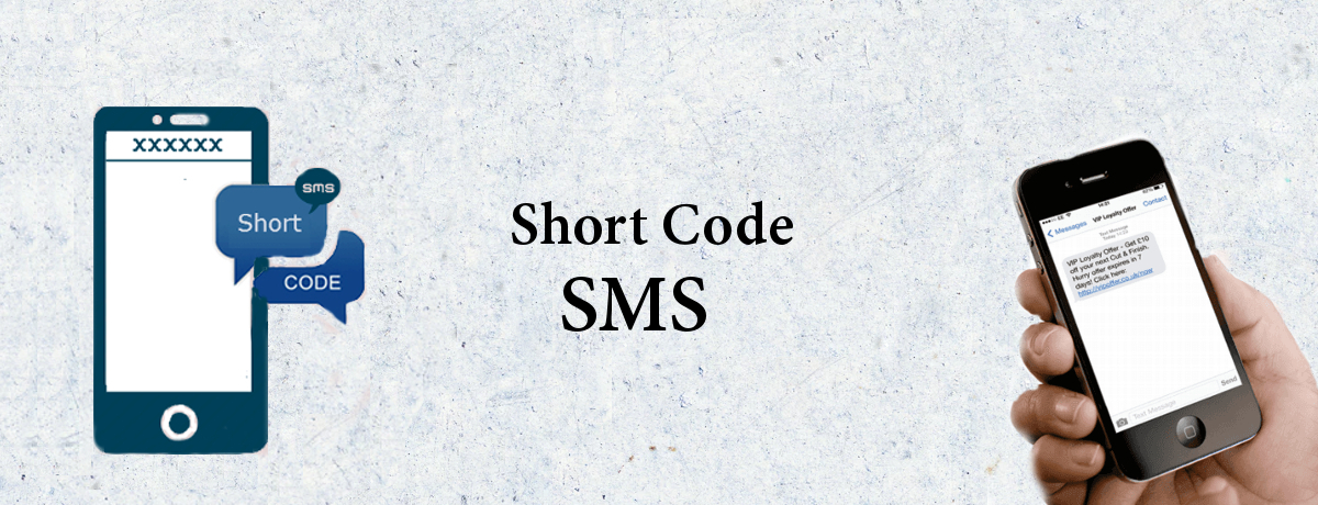 Short Code SMS Service